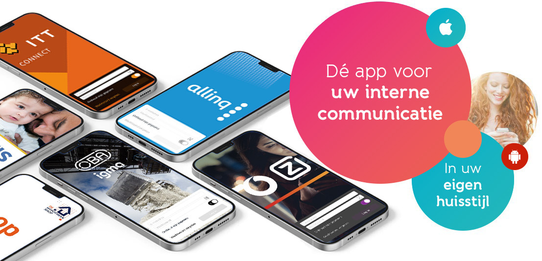 incrowd de app voor uw interne communicatie